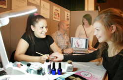Gazette Jobs Fair, Clacton 2009