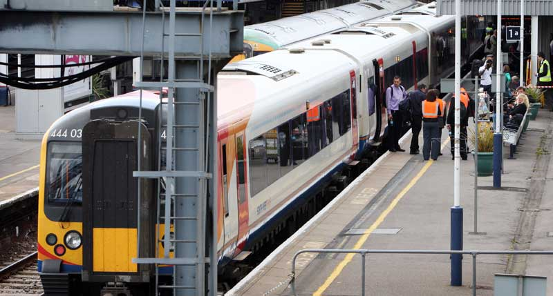 Brentwood train death man named