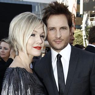 Jennie Garth and Peter Facinelli have filed for divorce (AP/Matt Sayles)