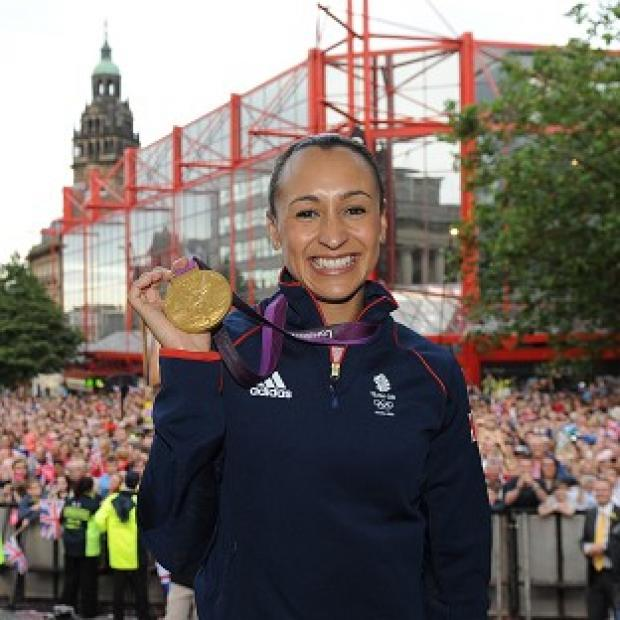 Jessica Ennis likes the idea of being a guest mentor on The X Factor