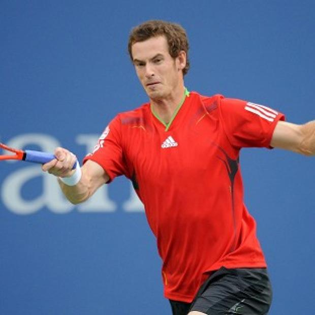 Andy Murray will play either Novak Djokovic or David Ferrer in the final of the US Open