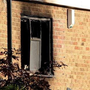 Four children and a woman died in the blaze at Barn Mead in Harlow, Essex