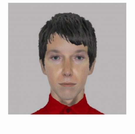 E-fit released by Essex Police of a suspect who burgled homes in Shenfield and Ingatestone