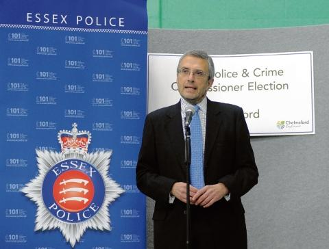 Brentwood Weekly News: Essex PCC Nick Alston said a review looking at all police property in the county is underway