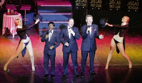 The Rat Pack Spectacular