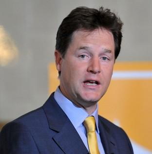 Deputy Prime Minister Nick Clegg has defended plans to cut benefits for most working age people