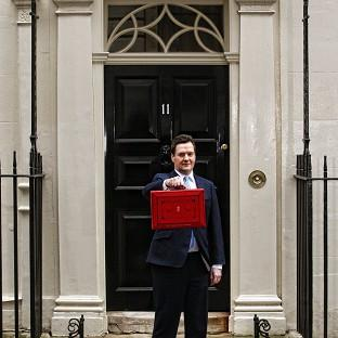 Chancellor of the Exchequer George Osborne said he 'wanted to be straight with the nation about the problems we face'