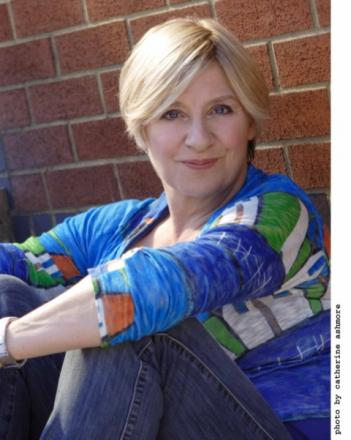 Victoria Wood, who created the original Acorn Antiques sketch