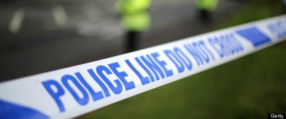 Man dies and family of four -