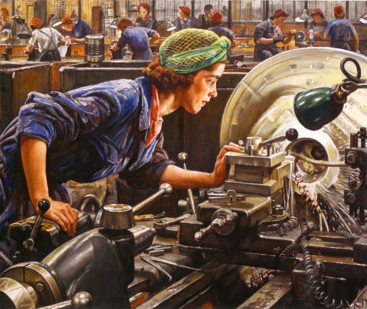 Work of females during World Wars to be looked at in concert