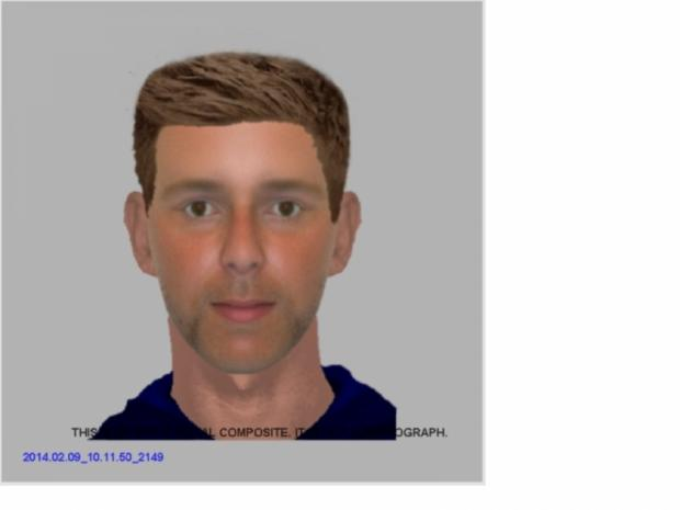 Efit released by Essex Police of one of the suspects