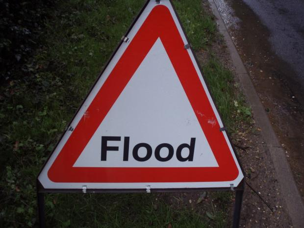 Flooding alleviation work starts on Weald Road