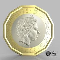 Brentwood Weekly News: The new one pound coin announced by the Government will be the most secure coin in circulation in the world (HM Treasury/PA)