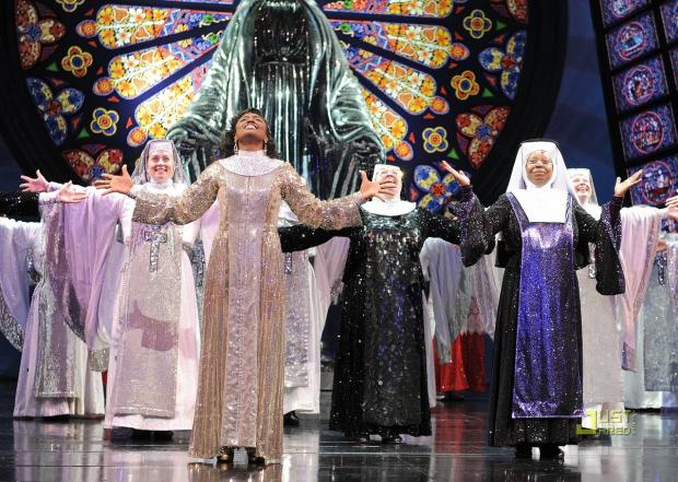 Sister Act has taken the West End by storm