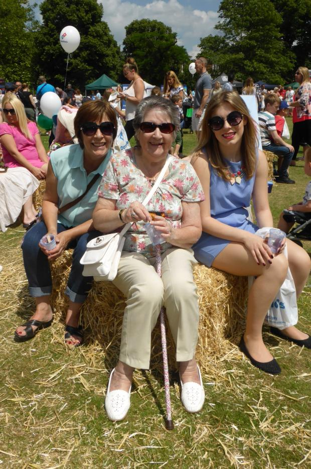 Brentwood Weekly News: This year's event attracted a record number of visitors