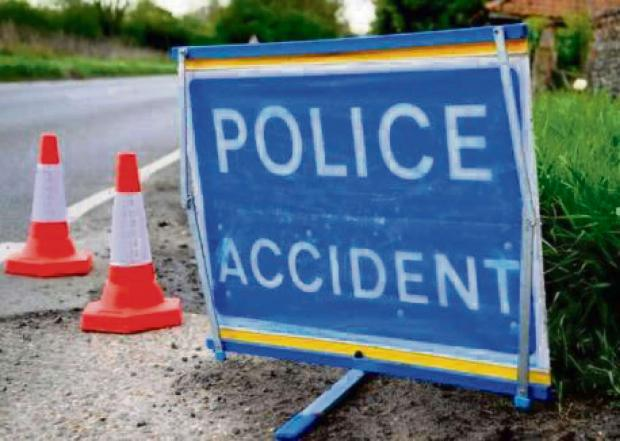 Man left with serious injuries after A12 smash