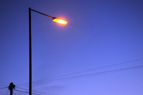 Street lights are switched off between 12am and 5am in street across Essex