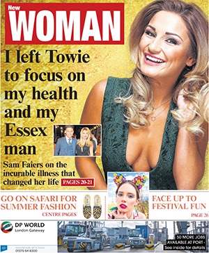 Brentwood Weekly News: Echo New Woman 11 08 14