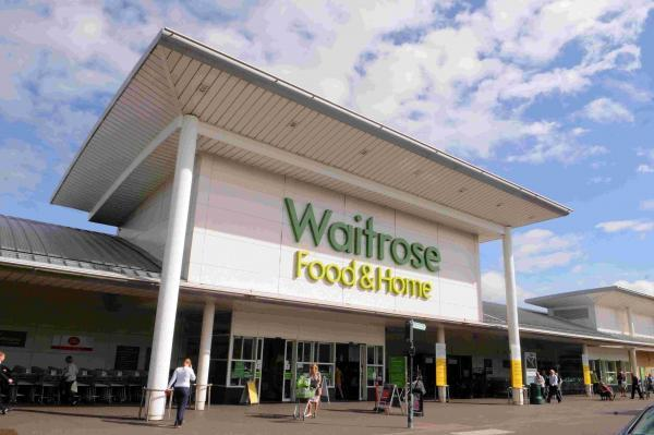 The new Waitrose store could be open by December 2015.