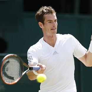 Andy Murray, pictured, was unsure why he suffered