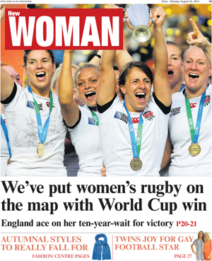 Brentwood Weekly News: New Woman 25th Aug 2014