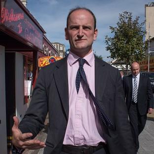 Douglas Carswell's decision to join Nigel Farage's party and trigger a by-elec
