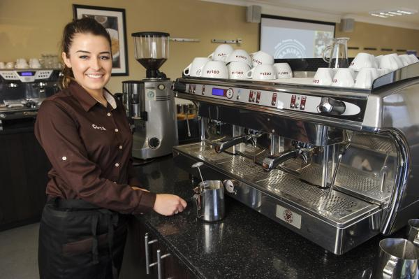Chelmsford's Shana Hainsby is the best barista in the East!