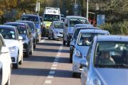 Brentwood motorists suffer morning rush hour misery