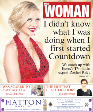 Brentwood Weekly News: New woman 10th Nov - Echo