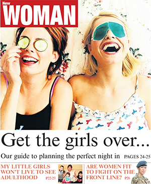 Brentwood Weekly News: Echo New Woman 29 12 14