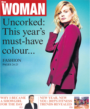 Brentwood Weekly News: Echo New Woman 12 Jan