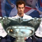Brentwood Weekly News: Andy Murray has his sights set on winning the Davis Cup for Great Britain