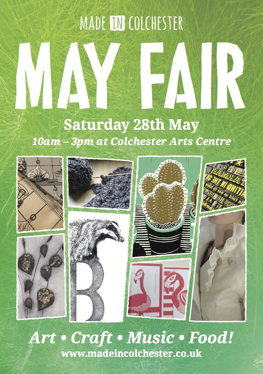 MAY FAIR Made In Colchester