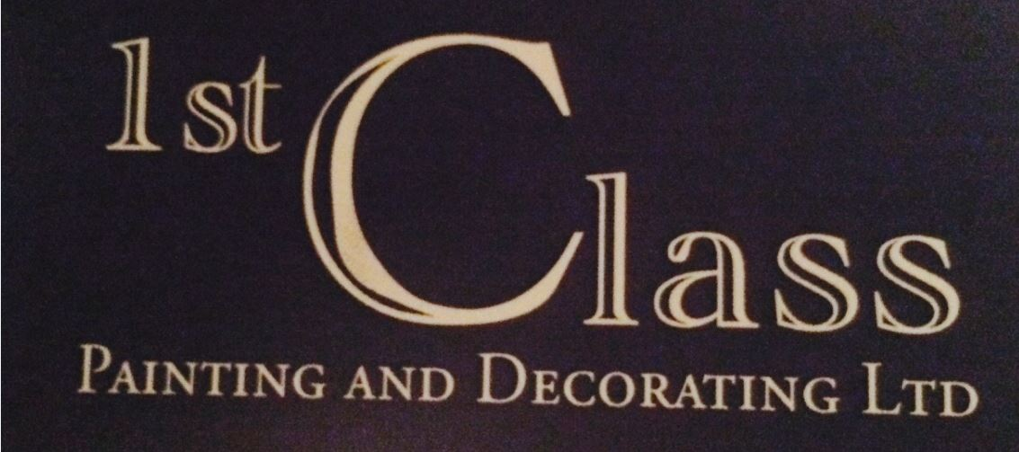 FIRST CLASS PAINTING & DECORATING